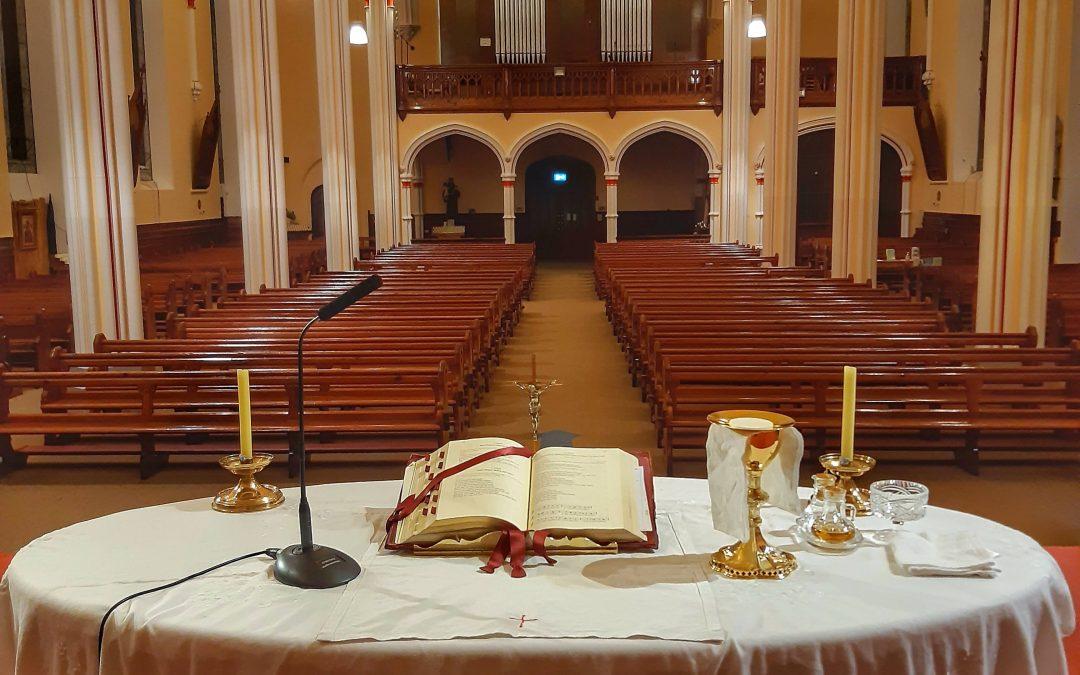 Parish Newsletter – June 2021